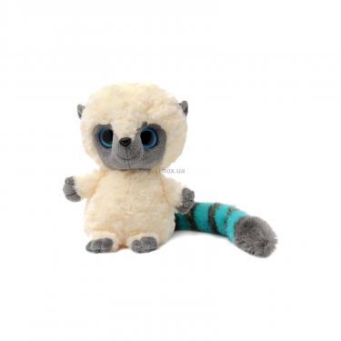 Мягкая игрушка Yoohoo Лемур белый с голубыми полосками 12 см Фото 1
