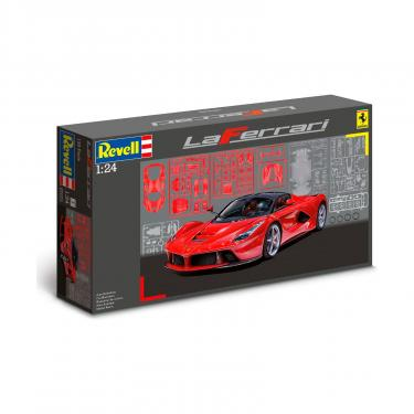 Сборная модель Revell La Ferrari 1:24 Фото 1