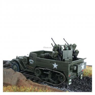Сборная модель Revell Полугусеничный бронеавтомобиль Halftrack M16, 1:76 Фото 1