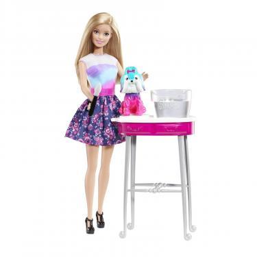 Игровой набор Barbie Гламурный салон для любимцев Фото 2