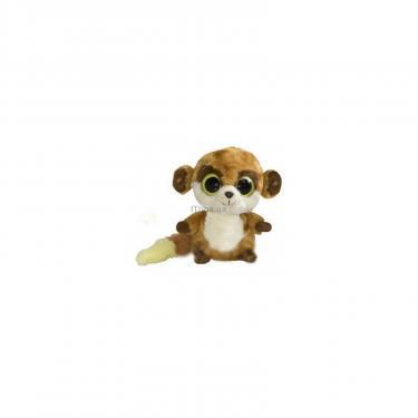 Мягкая игрушка Aurora Yoohoo Желтый Мангуст 12 см Фото