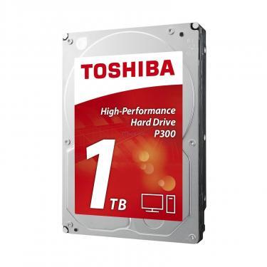 "Жесткий диск 3.5"" 1TB TOSHIBA (HDWD110UZSVA) - фото 2"