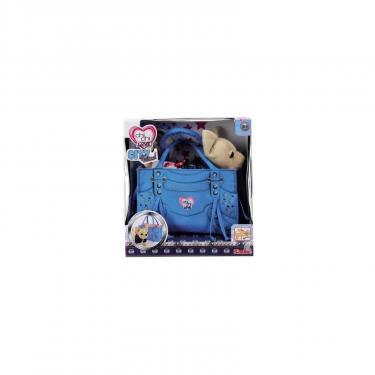 Мягкая игрушка Chi Chi Love Чихуахуа Мегаполис с сумочкой 20 см Фото 1