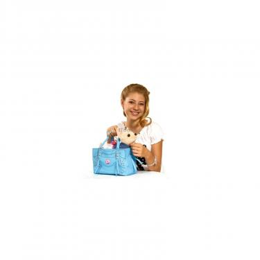 Мягкая игрушка Chi Chi Love Чихуахуа Мегаполис с сумочкой 20 см Фото 2