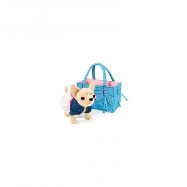 Мягкая игрушка Chi Chi Love Чихуахуа Мегаполис с сумочкой 20 см Фото
