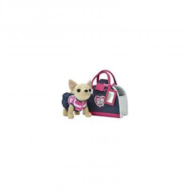 Мягкая игрушка Chi Chi Love Чихуахуа Модерный джинс с сумочкой и зеркальцем 20 Фото