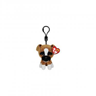Мягкая игрушка Ty Beanie Boo's Боксер Brutus 12 см Фото