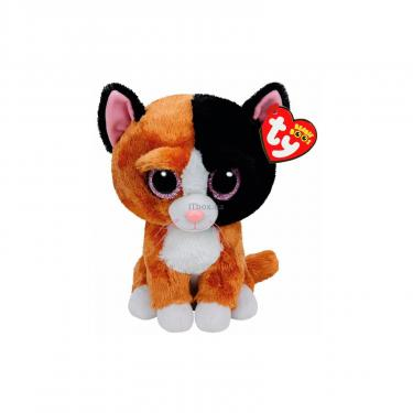 Мягкая игрушка Ty Beanie Boo's Котенок Tauri 25 см Фото