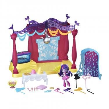 Игровой набор Hasbro My Little Pony Equestria Girls В школе Фото 1