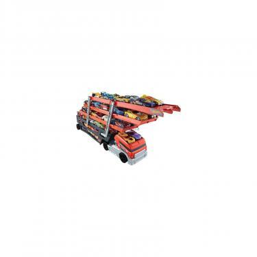 Игровой набор Hot Wheels Грузовик-транспортер Hot Wheels без машинок Фото 2
