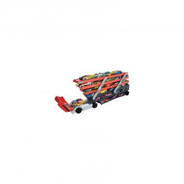 Игровой набор Hot Wheels Грузовик-транспортер Hot Wheels без машинок Фото 3