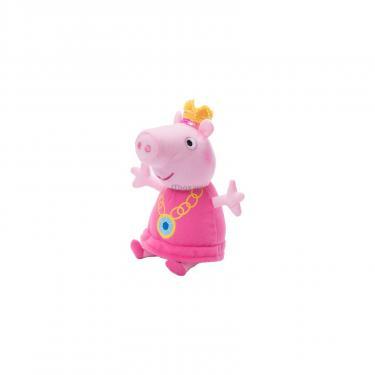 Мягкая игрушка Peppa Пеппа Принцесса 20 см Фото