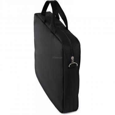 "Сумка для ноутбука Vinga 15.6"" NB105BK black (NB105BK) - фото 6"