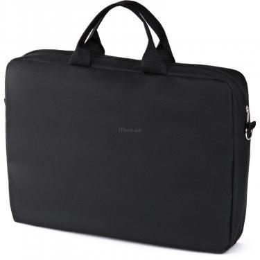 "Сумка для ноутбука Vinga 15.6"" NB105BK black (NB105BK) - фото 7"