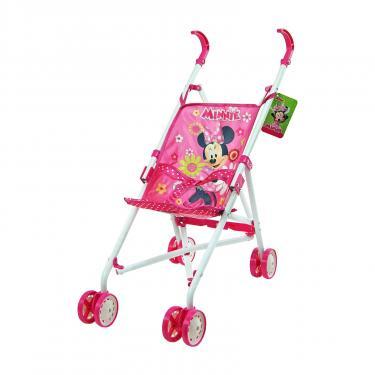 Коляска для кукол Disney Minnie 8 колес Фото
