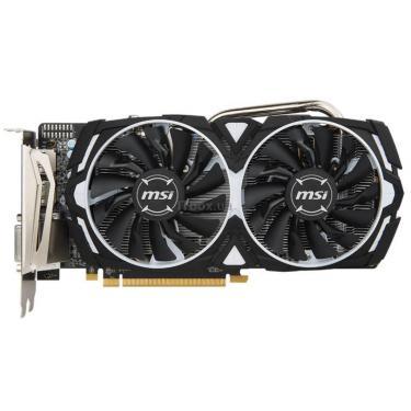 Видеокарта MSI Radeon RX 570 8192Mb ARMOR OC (RX 570 ARMOR 8G OC) - фото 2