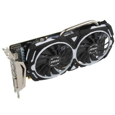 Видеокарта MSI Radeon RX 570 8192Mb ARMOR OC (RX 570 ARMOR 8G OC) - фото 4