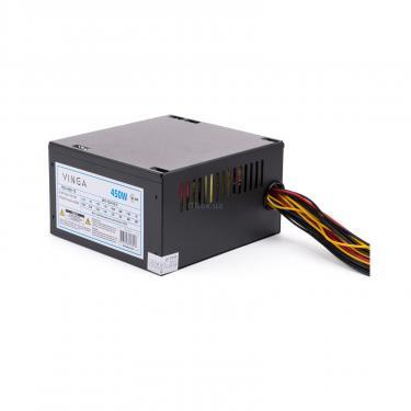 Блок питания Vinga 450W (PSU-450-12) - фото 7