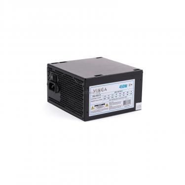 Блок питания Vinga 450W (PSU-450-12) - фото 1