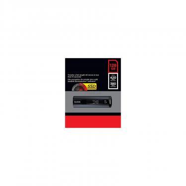 USB флеш накопитель SANDISK 128GB Extreme Pro USB 3.1 (SDCZ880-128G-G46) - фото 6