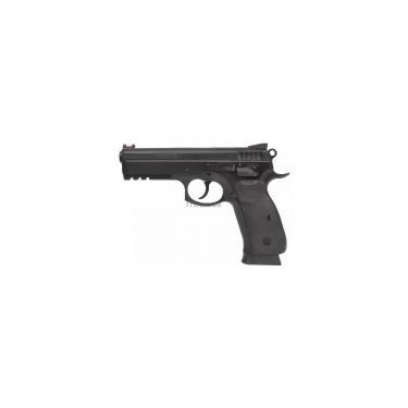 Пневматический пистолет ASG CZ SP-01 Shadow 4,5 мм (17526) - фото 1