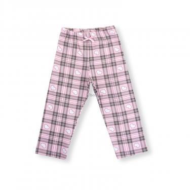 """Пижама Matilda с сердечками """"Love"""" (7585-104G-pink) - фото 3"""