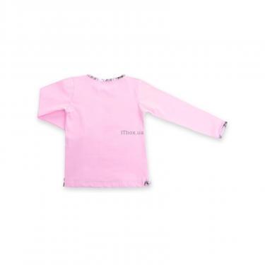 """Пижама Matilda с сердечками """"Love"""" (7585-104G-pink) - фото 4"""