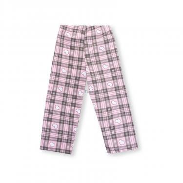 """Пижама Matilda с сердечками """"Love"""" (7585-104G-pink) - фото 5"""