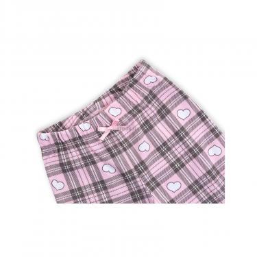 """Пижама Matilda с сердечками """"Love"""" (7585-104G-pink) - фото 7"""