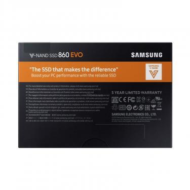 """Накопичувач SSD 2.5"""" 4TB Samsung (MZ-76E4T0BW) - фото 7"""