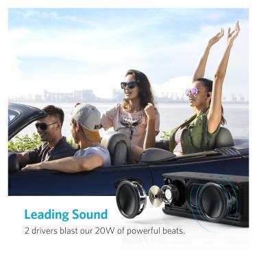 Акустическая система Anker SoundCore Boost 20W Black (A3145H11) - фото 4