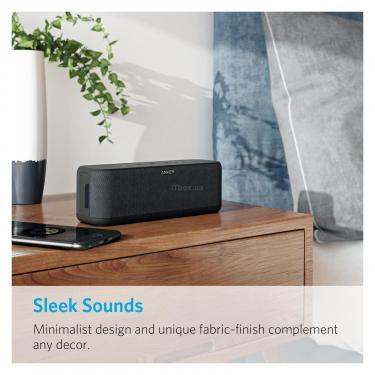 Акустическая система Anker SoundCore Boost 20W Black (A3145H11) - фото 7