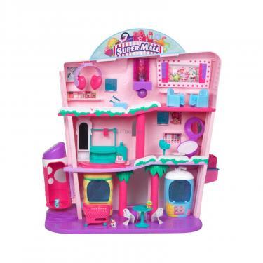 Игровой набор Shopkins Shoppies Развлекательный Центр Фото 1