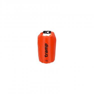 Гермомешок Tramp PVC Diamond Rip-Stop оранжевый 5л (TRA-110-orange) - фото 1