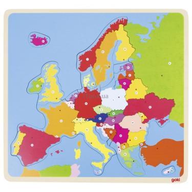 Пазл Goki Европа Фото
