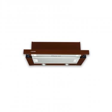 Вытяжка кухонная MINOLA HTL 6012 BR 450 LED - фото 2