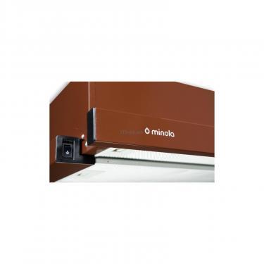Вытяжка кухонная MINOLA HTL 6012 BR 450 LED - фото 4