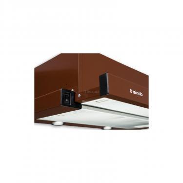 Вытяжка кухонная MINOLA HTL 6012 BR 450 LED - фото 5