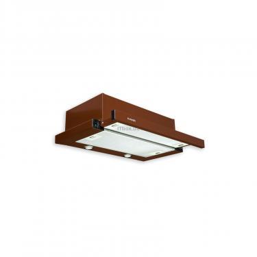 Вытяжка кухонная MINOLA HTL 6012 BR 450 LED - фото 1