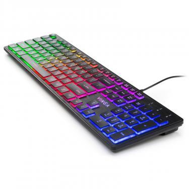 Клавиатура Vinga KB410 black - фото 3