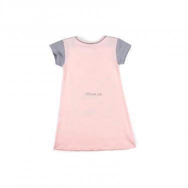 Пижама Matilda сорочка із зірочками (7992-2-98G-pink) - фото 2