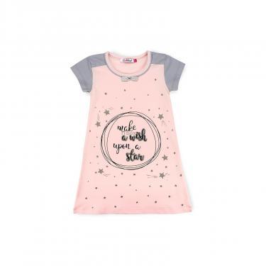 Пижама Matilda сорочка із зірочками (7992-2-98G-pink) - фото 1