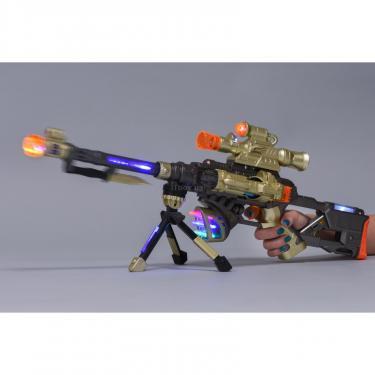 Игрушечное оружие Same Toy Snowleopard Автомат Фото 2