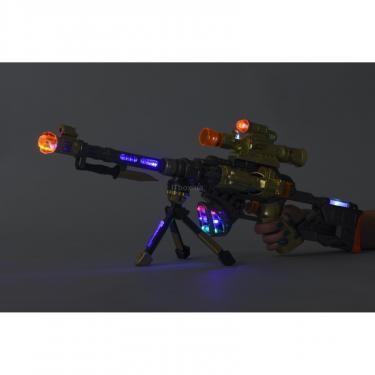 Игрушечное оружие Same Toy Snowleopard Автомат Фото 3