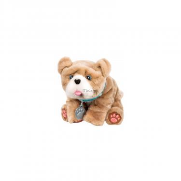 Интерактивная игрушка Moose Little Live Pets Щенок Ролли Люблю целоваться Фото 1