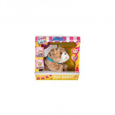 Интерактивная игрушка Moose Little Live Pets Щенок Ролли Люблю целоваться Фото 2