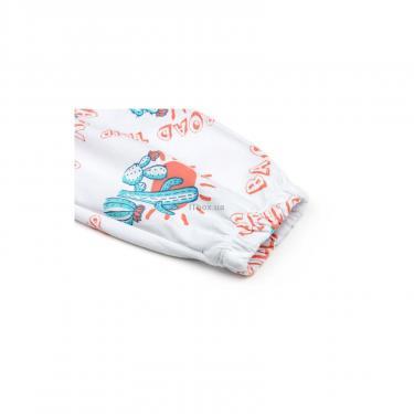 Пижама Breeze с кактусами (10020-116B-white) - фото 11