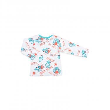 Пижама Breeze с кактусами (10020-116B-white) - фото 5