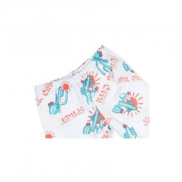 Пижама Breeze с кактусами (10020-116B-white) - фото 8