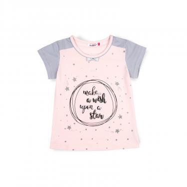 Пижама Matilda со звездочками (7991-164G-pink) - фото 2